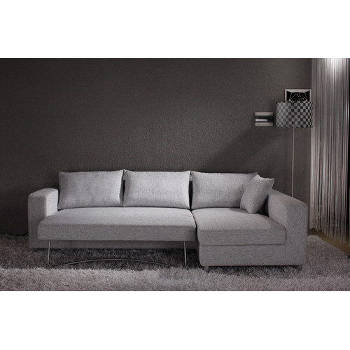 Innova australia sarah corner sofa bed with storage chaise for Sofa bed australia