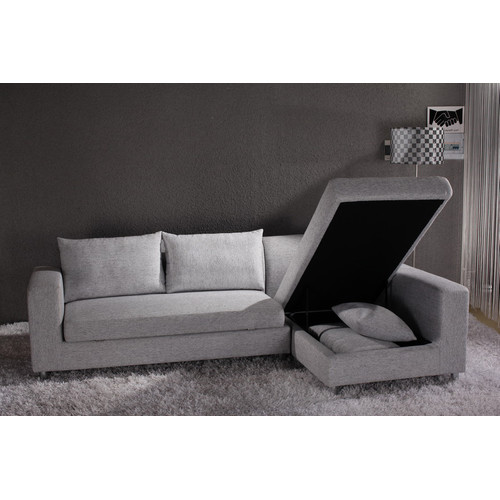 Corner Sofa Bed Under 300: Innova Australia Sarah Corner Sofa Bed With Storage Chaise