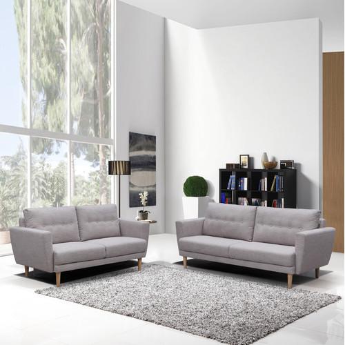 Innova Australia Tanner 2 Piece Sofa Set