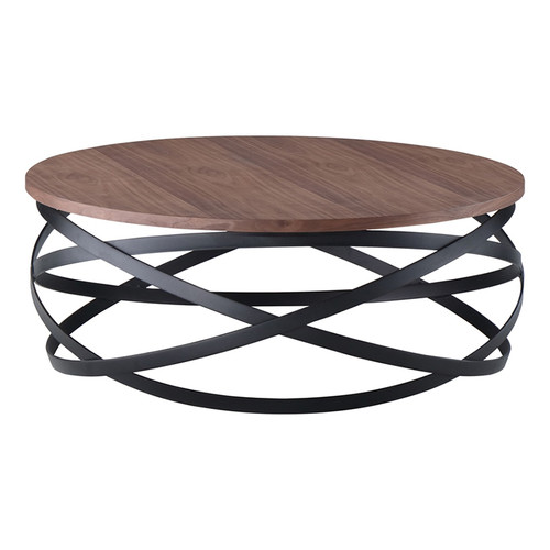Amelia Round Coffee Table Temple Webster