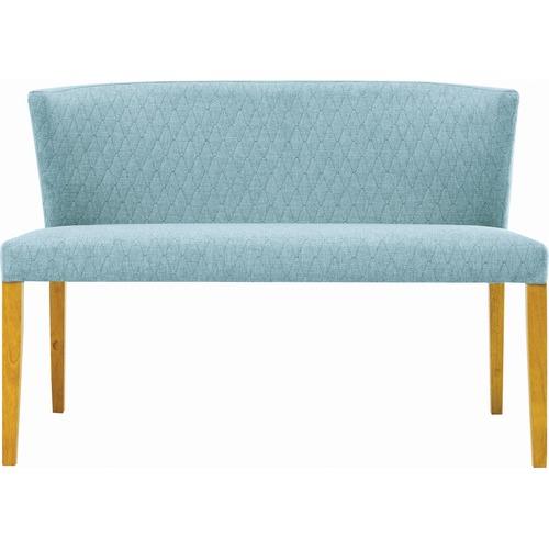 Innova Australia Joelle Oak Wood Love Seat