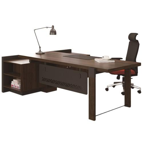 Innova Australia Walnut Niles Executive Desk