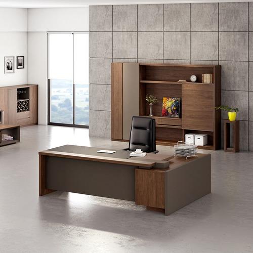 Innova Australia Walnut McLay Executive Desk