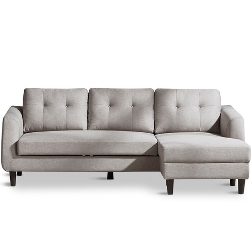 Innova Australia 3 Seater Kym Sofa Bed with Chaise