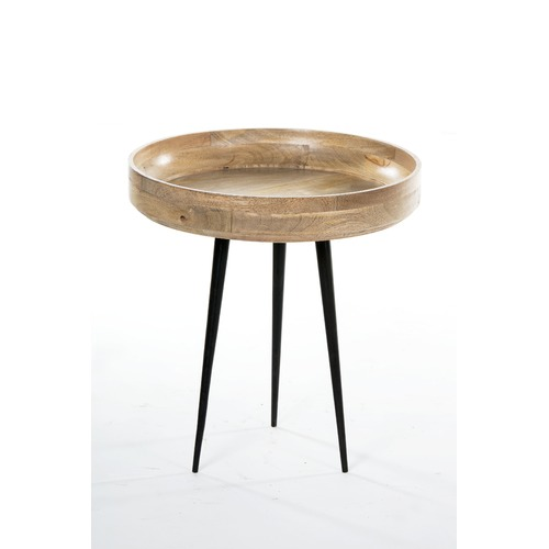 Innova Australia Dimi Mango Wood Side Table
