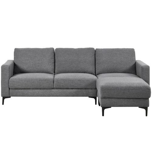 Innova Australia Alexis 3 Seater Corner Sofa With Ottoman Reviews