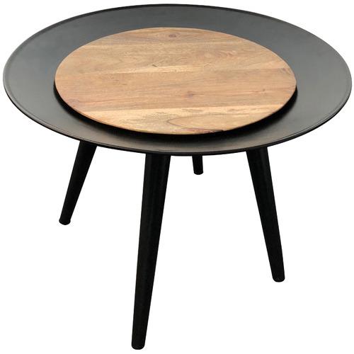 Innova Australia Harley Mango Wood Side Table