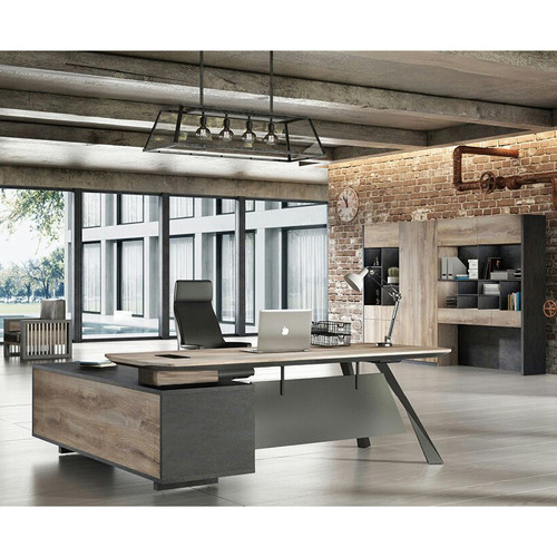 Innova Australia Easton Wooden Executive Desk