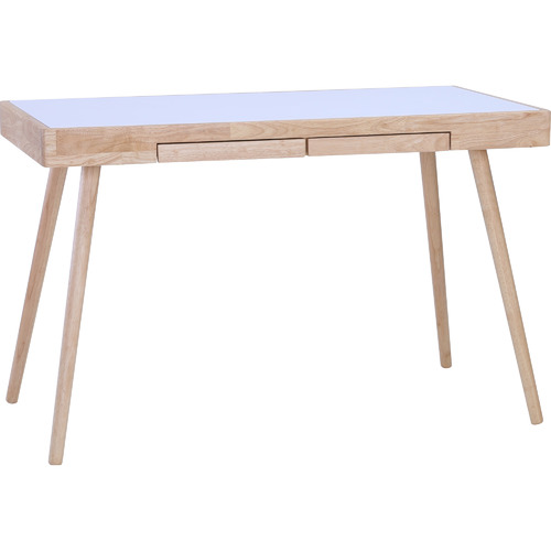 Innova Australia White Reth Wooden Working Desk