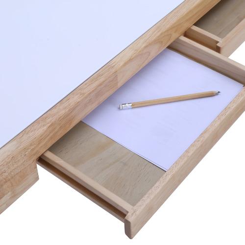 Innova Australia White Reth Wooden Working Desk