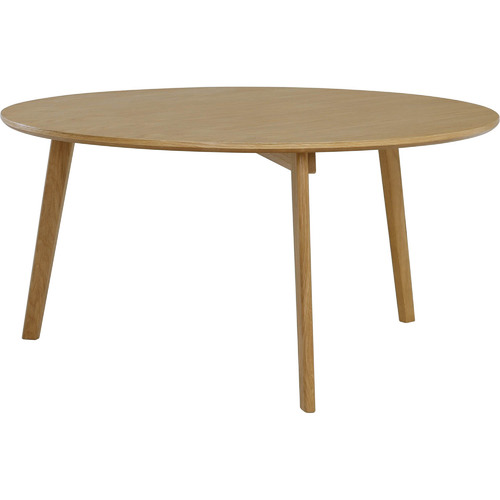 Innova Australia Natural Oriel Oak Wood Coffee Table