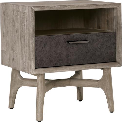 Innova Australia Corbin Acacia Wood Bedside Table