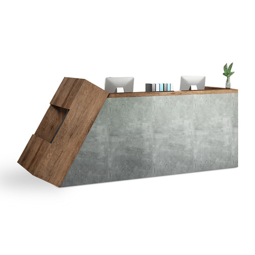 Innova Australia Quade Wooden Reception Desk
