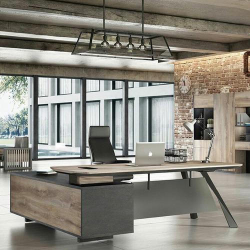 Innova Australia Easton Wooden Executive Desk