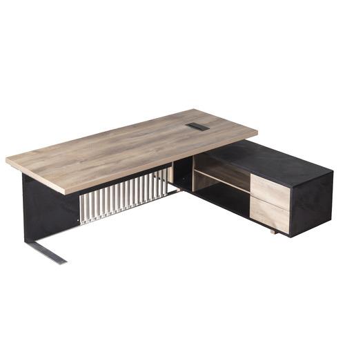 Dark Timber Daxton Executive Desk