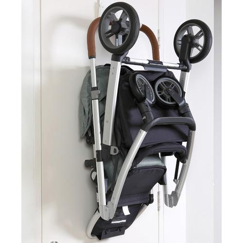 Dreambaby White Stroller Storage Hanger