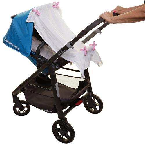 Dreambaby Strollerbuddy Stroller Clips