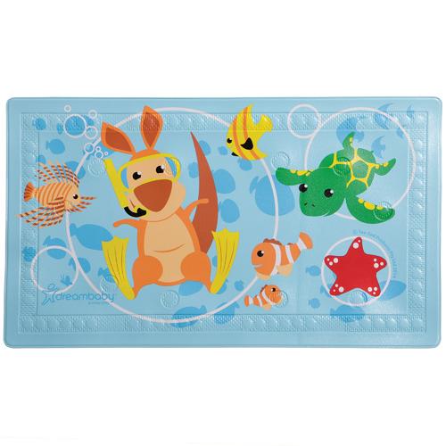 Dreambaby Aqua Friends Kid's Anti-Slip Bath Mat