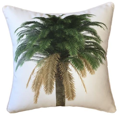 Botanics Palm Tree Outdoor Cushion