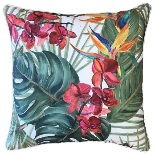 Orchid Bahamas Printed Outdoor Cushion