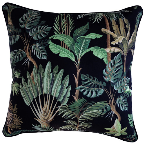 Glamour Paradise Black Amazonia Outdoor Cushion
