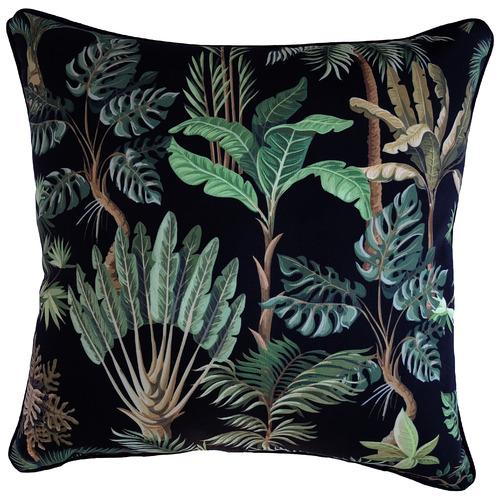 Black Amazonia Outdoor Cushion