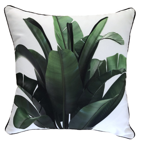 Glamour Paradise Banana Leaf Outdoor Cushion