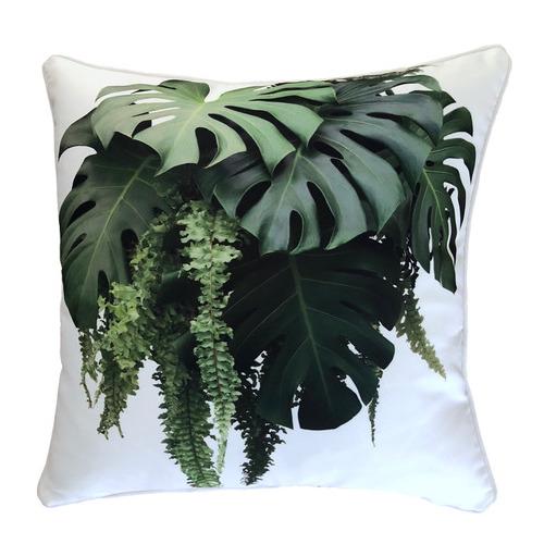 Tropical Bouquet Outdoor Cushion