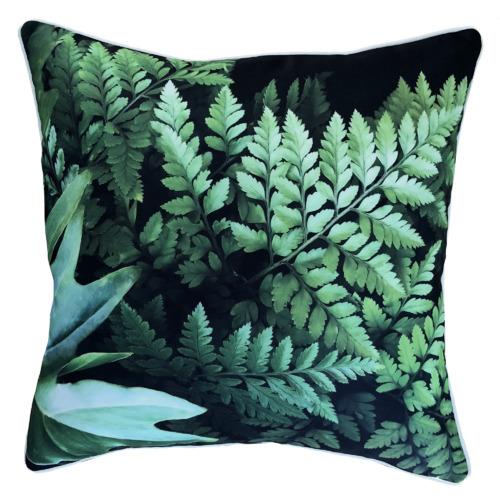 Fern Leaf Outdoor Cushion