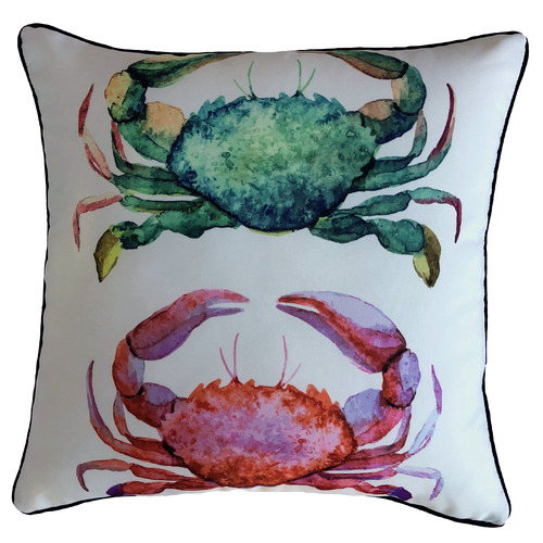 Glamour Paradise Marine Crab Outdoor Cushion