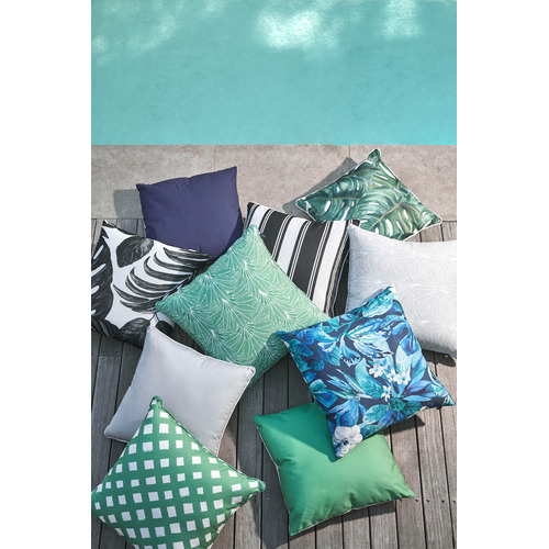 Glamour Paradise Banana Leaf Printed Outdoor Cushion
