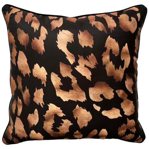 Black Safari Outdoor Cushion