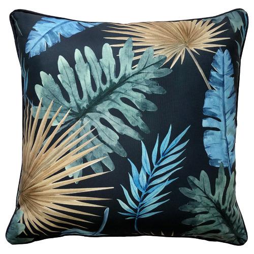 Paradise Palm Leaf Outdoor Cushion