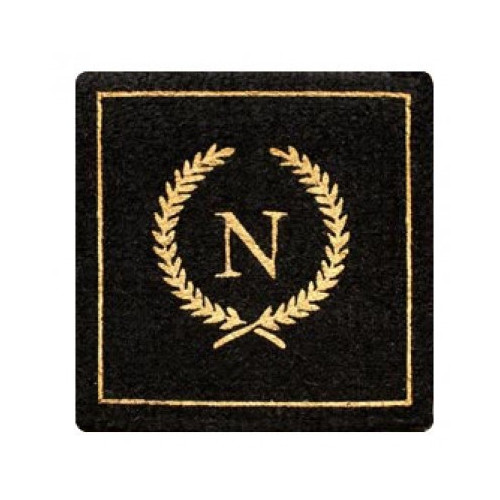 Doormat Designs Square Crest Doormat