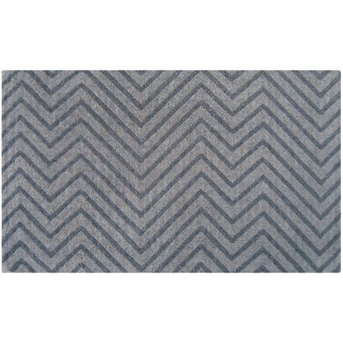 Doormat Designs Herringbone Doormat
