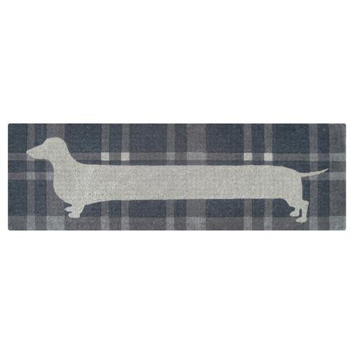 Doormat Designs French Long Dog Doormat