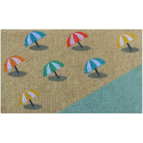 Doormat Designs Umbrellas Doormat