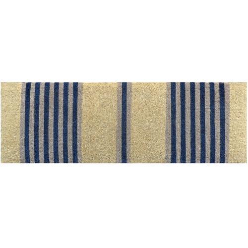 Doormat Designs Nautical Stripe Long Coir Doormat