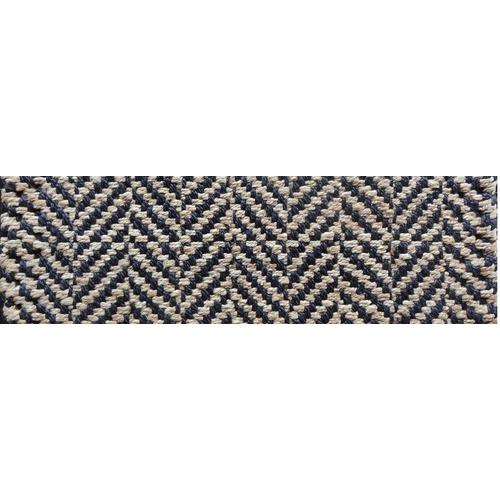 Doormat Designs Chevron Long Jute Doormat