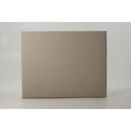 Custom Bedheads Plain Upholstered Aurora Bedhead