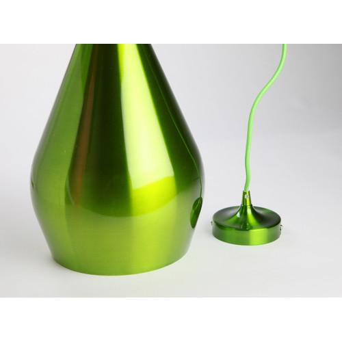 She Lights Eris Pendant Light in Green