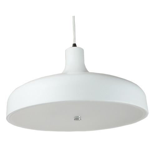 She Lights White Dumas 3 Light Aluminium Pendant