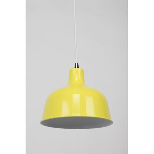 Dania 1 Light Pendant In Luminous Yellow Temple Amp Webster
