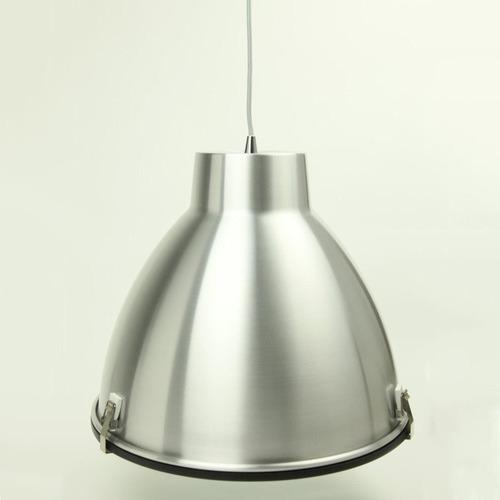 Orion Pendant Light in Aluminium