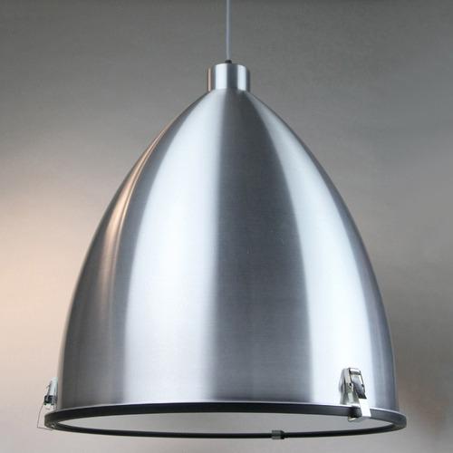 Nestor Pendant Light in Aluminium