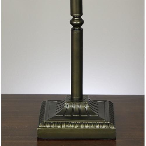 Forest Tiffany Lantern Table Lamp