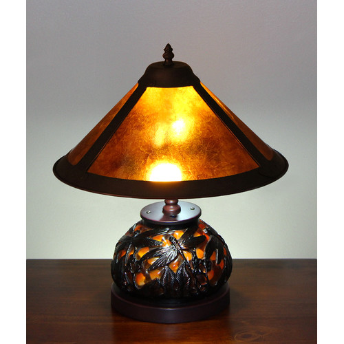 Mica Shade Table Lamp Temple Webster
