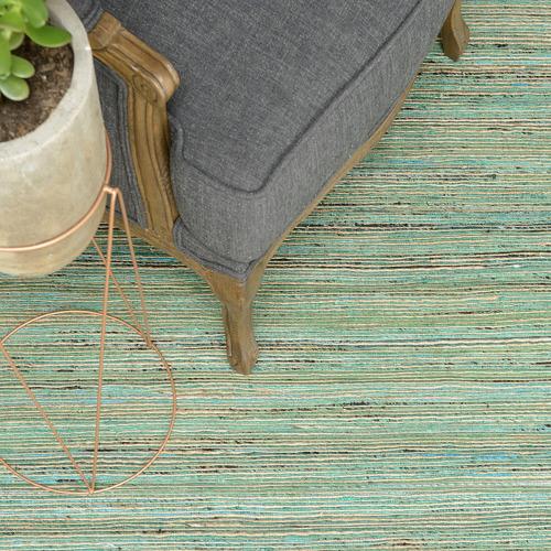 Dotts Rugs Green Jaipur Flat Weave Rug