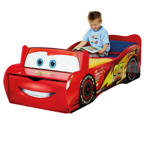 Worlds Apart Lightning McQueen Toddler bed