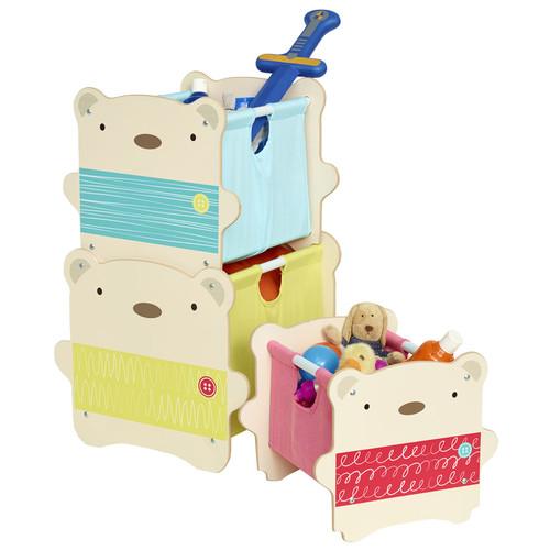 Worlds Apart Bear Hug Stack Storage